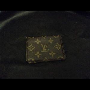 Other - Louis Vuitton card holder